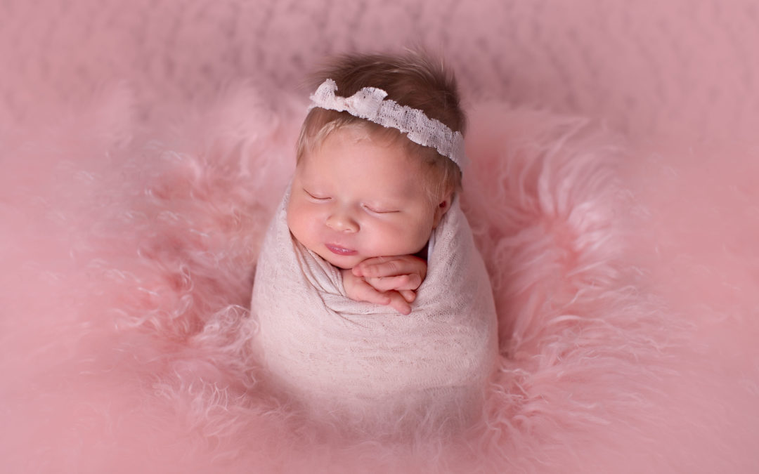 Newborn session/ Marley